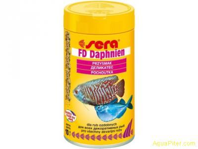 Корм Sera FD Daphnia, 100мл
