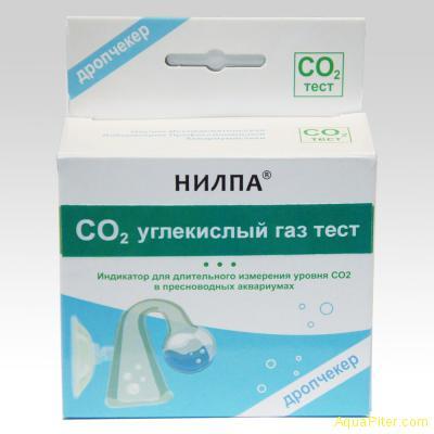 Индикатор «НИЛПА® CO2 Тест-углекислый газ» для измерения концентрации углекислог