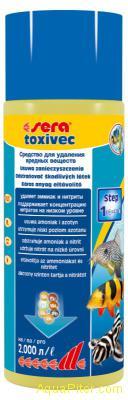 Кондиционер для воды Sera toxivec Токсивек, 500 мл