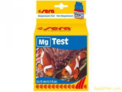 Тест Sera Mg-Test (магний-тест)