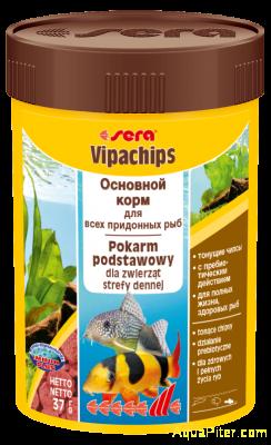 Корм Sera Vipachips, 100мл