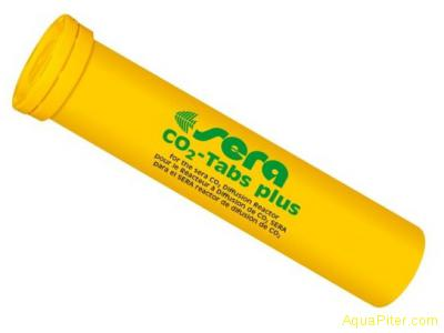 Таблетки Sera CO2-Tabs plus