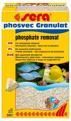 Средство SERA phosvec Granulat, 500гр