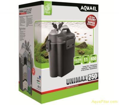 Фильтр внешний AQUAEL UNIMAX 250