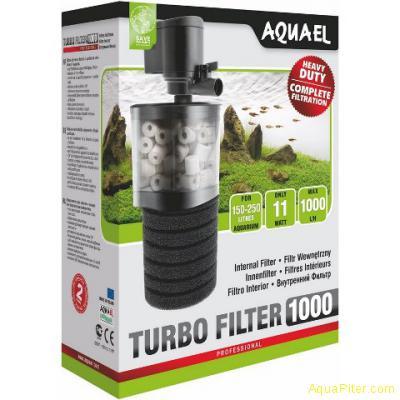 Фильтр внутренний Aquael TURBO-1000