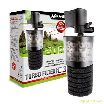 Фильтр внутренний Aquael TURBO-2000