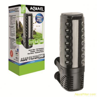 Фильтр внутренний AQUAEL ASAP FILTER 500