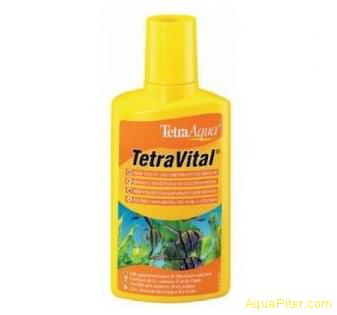 Кондиционер с йодом и витамином В Tetra Vital, 100мл