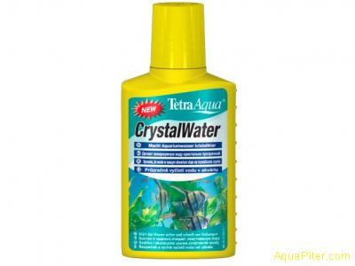 Кондиционер Tetra Aqua Crystal Water для прозрачности воды, 100мл