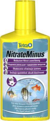 Средство для снижения нитратов Tetra Nitrat Minus 250 ml