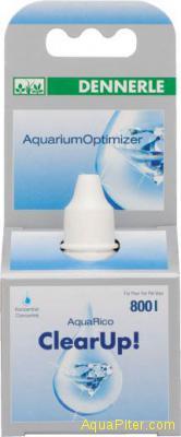 Универсальный оптимизатор качества аквариумной воды Dennerle ClearUp!, 25 мл