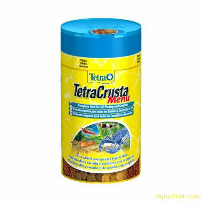 Корм Tetra Crusta Menu, 100мл