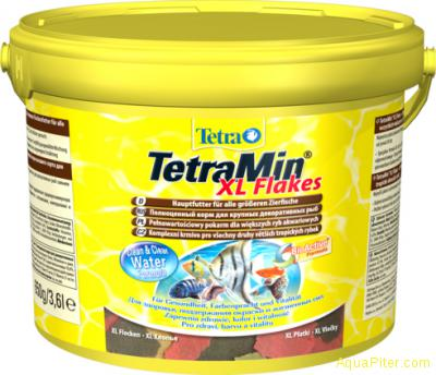 Корм TetraMin XL Flakes, 3.6л