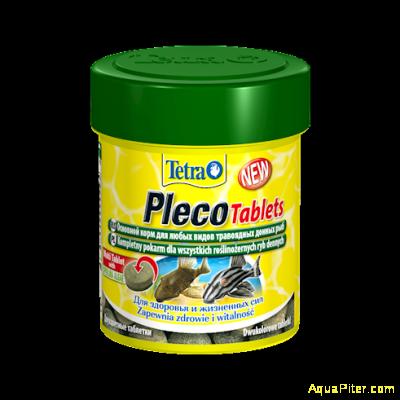 Корм Tetra Pleco Tablets 275 табл.