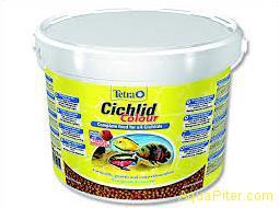 Корм Tetra Cichlid Colour, 10л