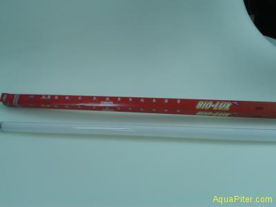 Лампа KW Zone AIM BIO-LUX T8, 30W (розовая), 893мм