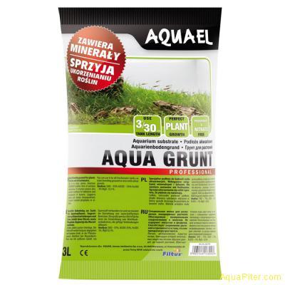 Грунт Aquael Grunt минеральный, 3л