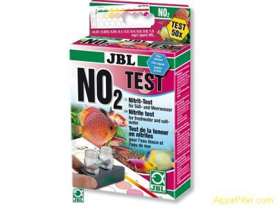 Тест JBL Nitrit Test-Set NO2 для определения содержания нитритов, 50 измерений