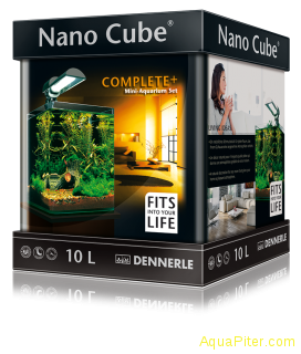 Комплект Dennerle NanoCube Complete PLUS на 10 литров