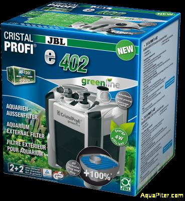 Фильтр внешний JBL CristalProfi e402 greenline