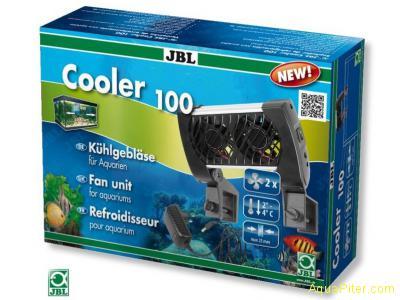 Вентилятор JBL Cooler 100 для охлаждения воды в аквариумах 60-100л