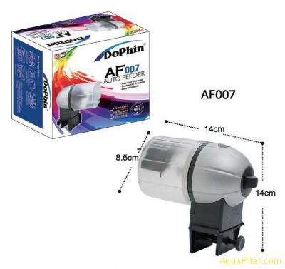 Автокормушка Dophin AF-007 (KW) на два кормления в сутки