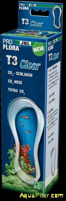 Шланг для СО2 JBL ProFlora T3, прозрачный, 3м