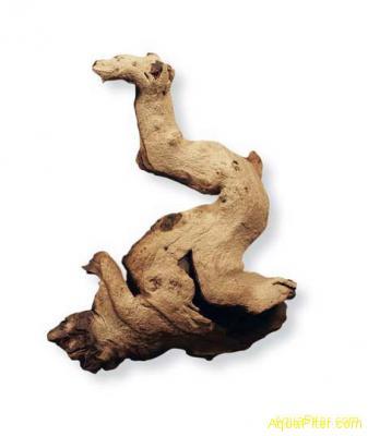 "Коряга натуральная ""Mopani"" размером 15-20см"