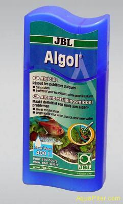 Препарат для борьбы с водорослями JBL Algol 100ml