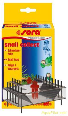 Ловушка улиток Sera snail collect