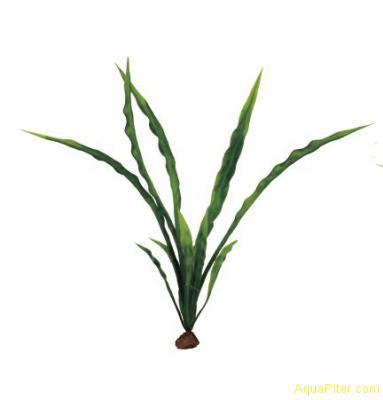 Растение искусственное ArtUniq Cryptocoryne Crispatula, 20см