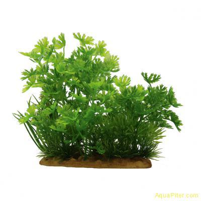 Растение искусственное ArtUniq Лютик водный, 15см
