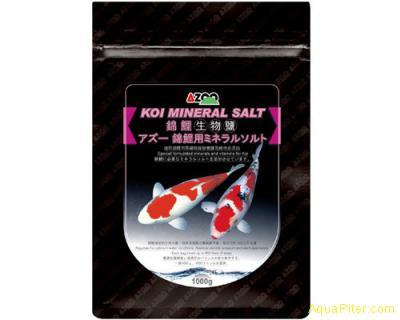 Минеральная соль AZOO для карпов КОИ, 1000г