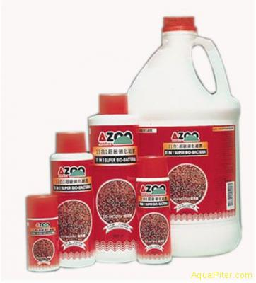 Кондиционер AZOO 11in1 Super Bio-Bacteria, 120мл