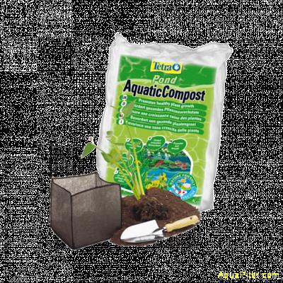 Субстракт для растений TetraPond AquaticCompost