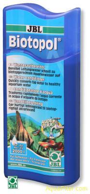 Препарат JBL Biotopol для подготовки воды с 6-кратным эффектом, 500мл на 2000л