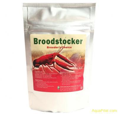 Добавка Broodstocker для самок рака