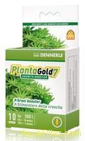 Препарат Dennerle Planta Gold 7 для усиления роста аквариумных растений, 10шт. н