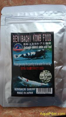 Корм для креветок Benibachi Komb Foo