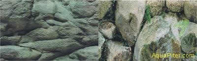 Фон для аквариума двухсторонний, J05/J07