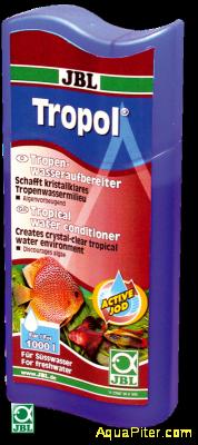 JBL Tropol - Концентрат торфа с йодом, 250 мл