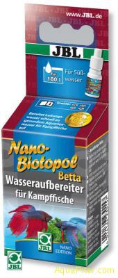 Кондиционер JBL Nano-Biotopol Betta
