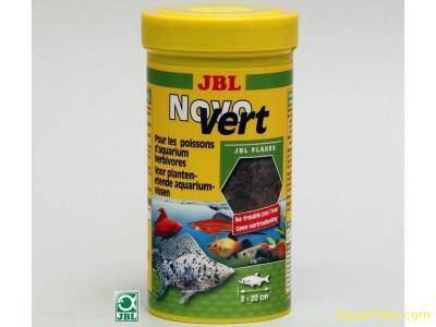 Корм JBL NovoVert со спирулиной и планктоном, 100мл (16г)
