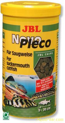 Корм JBL NovoPleco в виде водорослевых чипсов