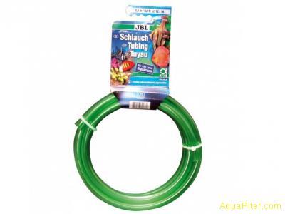 Шланг JBL Aquaschlauch GRUN для воды, зеленый, 4/6мм 2,5м