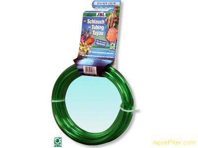 Шланг JBL Aquaschlauch GRUN для воды, зеленый, 12/16мм 2,5м