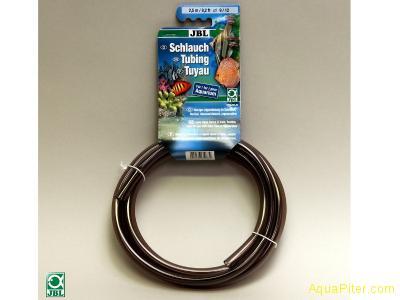 Шланг JBL Aquaschlauch GRAU для воды, серый, 9/12мм 2,5м