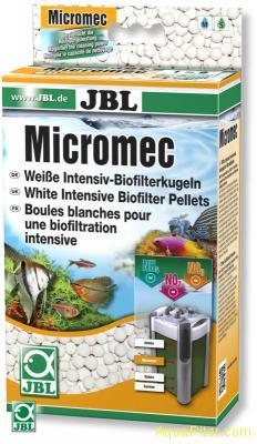 Шарики JBL MicroMec  для биофильтрации, 650г