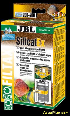 Специальный фильтрующий материал JBL SilicatEx, удаляющий кремниевую кислоту
