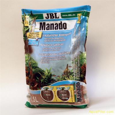 Грунт JBL Manado красно-коричневый, 1.5л